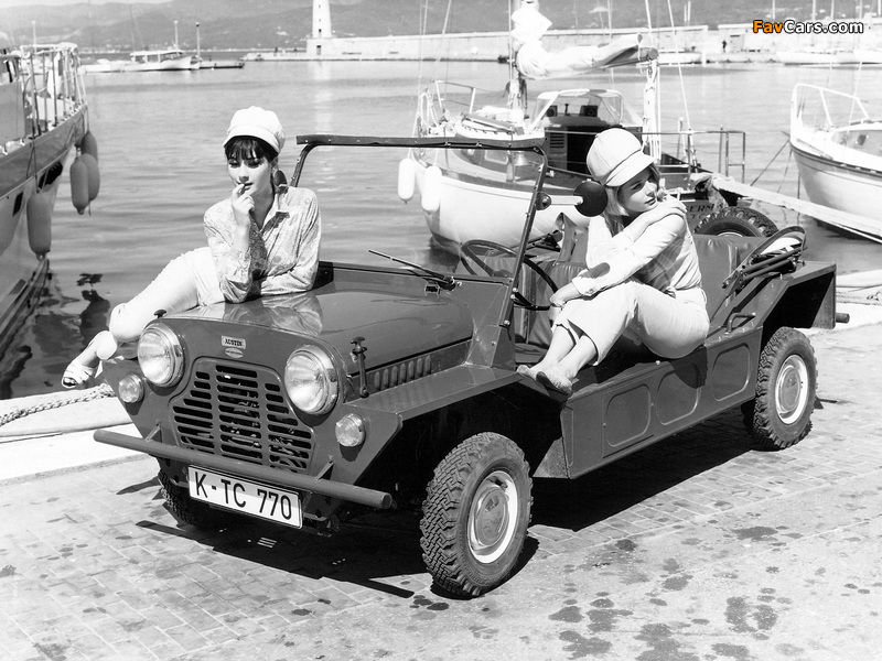 Photos of Austin Mini Moke 1964–68 (800 x 600)
