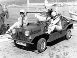 Photos of Austin Mini Moke 1964–68