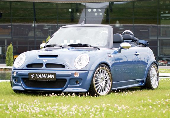 images of hamann mini cooper s cabrio r52. Black Bedroom Furniture Sets. Home Design Ideas