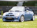 Images of Hamann Mini Cooper S Cabrio (R52)