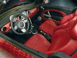 Images of Mini Cooper Cabrio by Gianfranco Ferre (R52) 2004