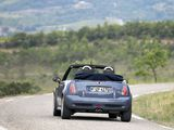 Images of Mini Cooper S Cabrio (R52) 2004–08