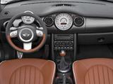 Images of Mini Cooper S Cabrio Sidewalk (R52) 2007