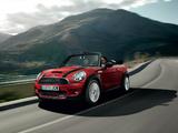 Images of Mini John Cooper Works Cabrio (R57) 2009–10