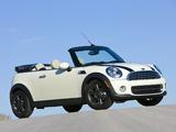 Images of Mini Cooper Cabrio US-spec (R57) 2010