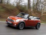 Images of Mini Cooper D Cabrio UK-spec (R57) 2010
