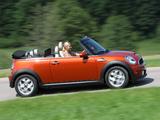 Images of Mini Cooper S Cabrio (R57) 2010