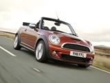 Images of Mini Cooper SD Cabrio UK-spec (R57) 2011
