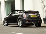 Images of Mini Cooper S Cabrio Highgate UK-spec (R57) 2012