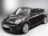 Images of Mini Cooper S Cabrio Highgate (R57) 2012