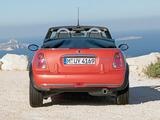 Mini Cooper Cabrio (R52) 2004–08 images