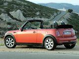 Mini Cooper Cabrio (R52) 2004–08 pictures