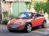 Mini Cooper Cabrio (R52) 2004–08 wallpapers