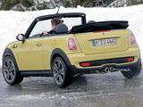 Mini Cooper S Cabrio (R57) 2009–10 images