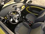 Mini Cooper S Cabrio US-spec (R57) 2009–10 images