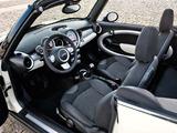 Mini Cooper Cabrio (R57) 2009–10 pictures