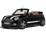 AC Schnitzer Mini Cooper Cabrio (R57) 2009–10 wallpapers