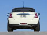 Mini Cooper Cabrio US-spec (R57) 2010 images