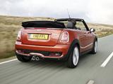 Mini Cooper SD Cabrio UK-spec (R57) 2011 images