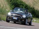Mini Cooper SD Cabrio (R57) 2011 photos