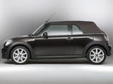 Mini Cooper S Cabrio Highgate (R57) 2012 wallpapers