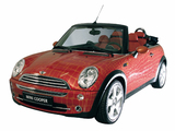 Photos of Mini Cooper Cabrio by Gianfranco Ferre (R52) 2004