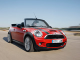 Photos of Mini John Cooper Works Cabrio (R57) 2009–10