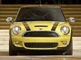 Photos of Mini Cooper S Cabrio US-spec (R57) 2009–10