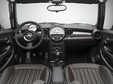 Photos of Mini Cooper S Cabrio Highgate (R57) 2012