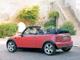 Pictures of Mini Cooper Cabrio (R52) 2004–08