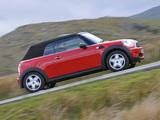 Pictures of Mini One Cabrio UK-spec (R57) 2009–10