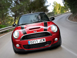 Pictures of Mini John Cooper Works Cabrio (R57) 2009–10