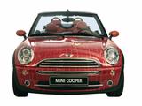 Mini Cooper Cabrio by Gianfranco Ferre (R52) 2004 wallpapers