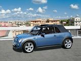 Wallpapers of Mini Cooper S Cabrio (R52) 2004–08