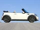 Mini Cooper Cabrio US-spec (R57) 2010 wallpapers