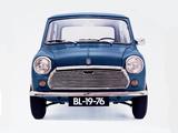 Images of Austin Mini (ADO15) 1959–69