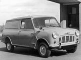 Images of Morris Mini Van (ADO15) 1960–69