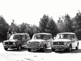 Images of Mini 1275 GT, Mini 1000 i Mini Clubman 1973