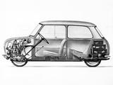 Morris Mini-Minor (ADO15) 1959–69 images