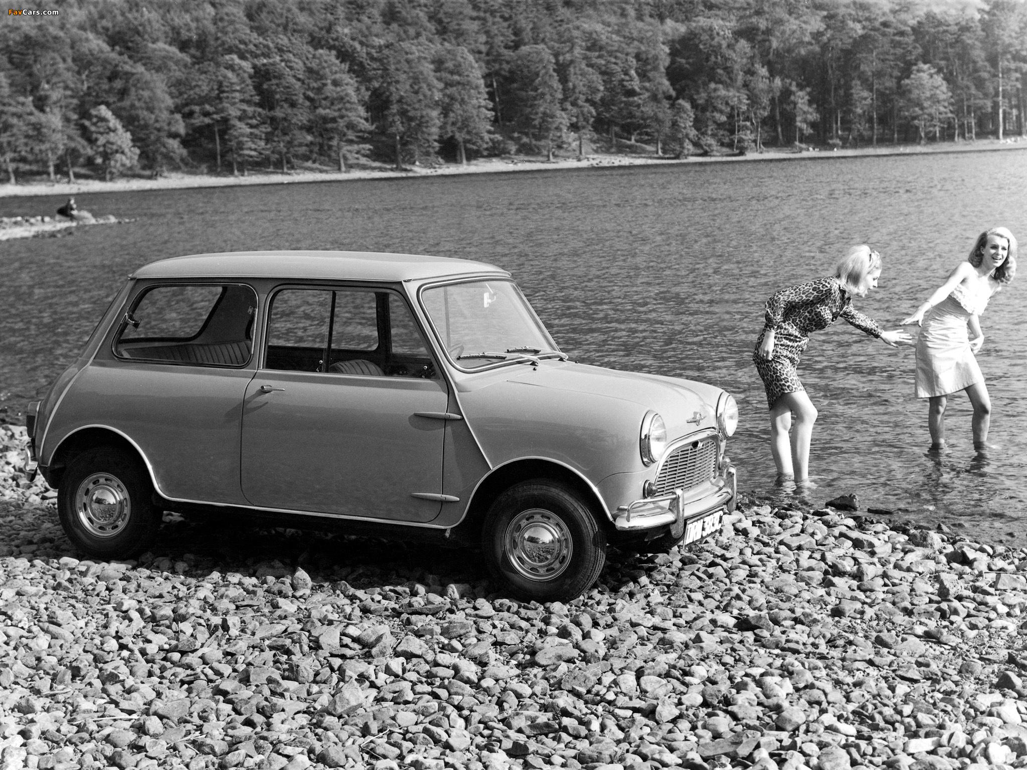 Morris Mini-Minor (ADO15) 1959–69 photos (2048 x 1536)