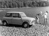 Morris Mini-Minor (ADO15) 1959–69 photos