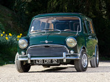Morris Mini Traveller (ADO15) 1960–69 images