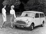 Morris Mini Traveller (ADO15) 1960–69 pictures