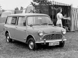 Morris Mini Traveller (ADO15) 1960–69 wallpapers
