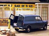 Morris Mini Van (ADO15) 1960–69 wallpapers