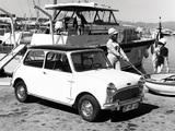 Austin Mini Cooper (ADO15) 1961–69 pictures