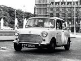 Morris Mini Cooper S (ADO15) 1963–69 wallpapers
