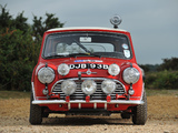 Morris Mini Cooper S Rally (ADO15) 1964–68 photos