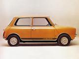 Mini 1275 GT (ADO20) 1969–80 photos
