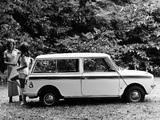 Mini Clubman Estate (ADO20) 1969–80 pictures